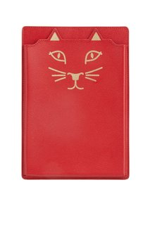 Кожаный чехол для iPad Feline iPad Mini Charlotte Olympia