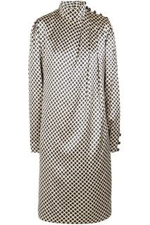 Шелковое платье (80-е) Albert Nipon Vintage