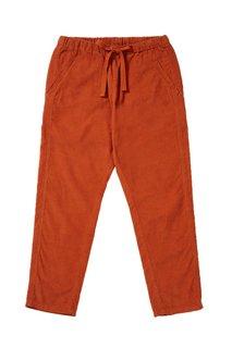 Хлопковые брюки Carnelian Caramel Baby&Child