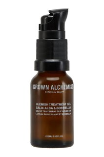 Гель для проблемной кожи лица «Белая ива и босвеллия» 15ml Grown Alchemist