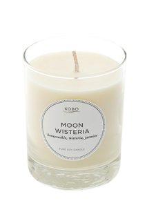 Ароматическая свеча Moon Wisteria Kobo Candles