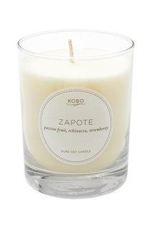 Ароматическая свеча Zapote 312гр. Kobo Candles