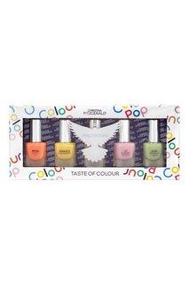 Набор лаков для ногтей Colour Pop «Макарони», 5x5ml Christina Fitzgerald