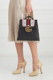 Кожаный рюкзак GG Marmont Gucci