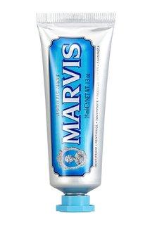 Зубная паста «Акватическая мята» 25ml Marvis