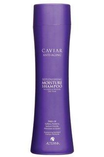 Увлажняющий шампунь с морским шелком Caviar Anti-Aging Replenishing Moisture 250ml Alterna