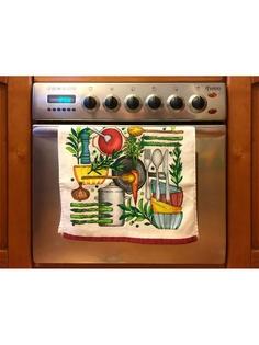 Полотенца кухонные Хлопковый Край