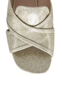 Кожаные босоножки Marc Jacobs