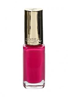 Лак для ногтей LOreal Paris 210 Шокирующий розовый