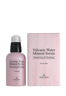 """Сыворотка The Skin House для сухой кожи с минеральной вулканической водой """"Volcanic Water Mineral"""" 50 мл"""