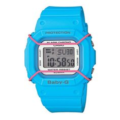 Часы детские Casio G-Shock Baby-G Bgd-501-2E Blue