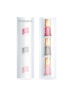 Лаки для ногтей Mavala