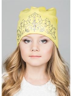 7e41cb87f968 Купить желтые для девочки шапку - цены на шапки на сайте Snik.co ...