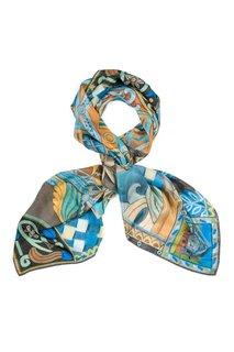 Шелковый платок «Талашкино» Gourji