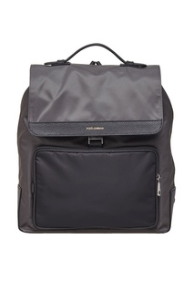 Однотонный рюкзак Dolce&Gabbana