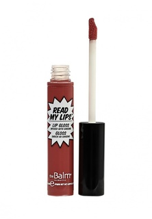 Блеск theBalm для губ Read My Lipgloss BAM!