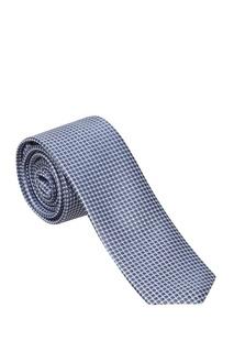 Шелковый галстук Travaller Boss
