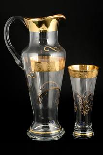 Графин и стаканы 7 пр. Bohemia
