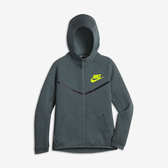 Худи для мальчиков школьного возраста Nike Sportswear Tech Fleece Windrunner