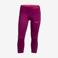 Капри для тренинга для девочек школьного возраста Nike Pro HyperCool