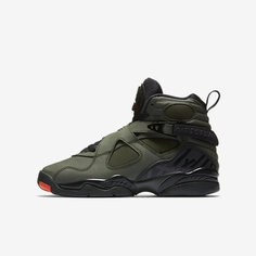 Кроссовки для школьников Air Jordan Retro 8 (3.5Y–7Y) Nike