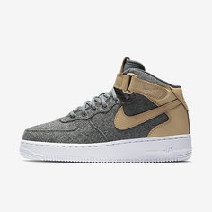 Женские кроссовки Nike Air Force 1 07 Mid Leather Premium