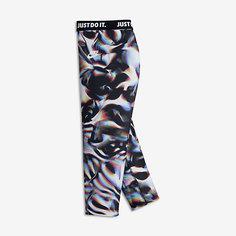 Укороченные тайтсы для девочек школьного возраста Nike Sportswear Leg-A-See