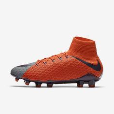 9b57ebb5 Женские футбольные бутсы для игры на твердом грунте Nike Hypervenom Phatal  3 DF