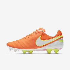 Женские футбольные бутсы для игры на твердом грунте Nike Tiempo Legend VI