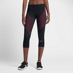 Женские беговые капри Nike Zonal Strength