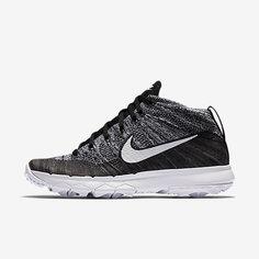 Женские кроссовки для гольфа Nike Flyknit Chukka