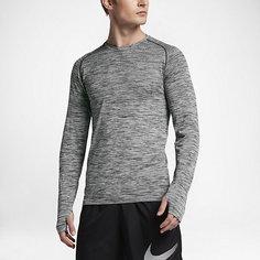 Мужская беговая футболка с длинным рукавом Nike Dry Knit