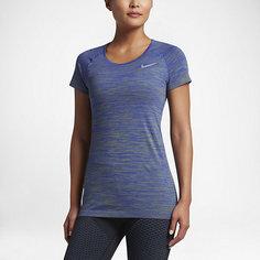 Женская футболка с коротким рукавом Nike Dry Knit