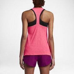 Женская беговая майка Nike Breathe Cool