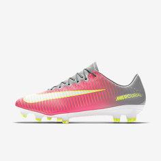 Женские футбольные бутсы для игры на твердом грунте Nike Mercurial Vapor XI