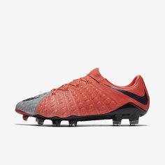 Женские футбольные бутсы для игры на твердом грунте Nike Hypervenom Phantom 3