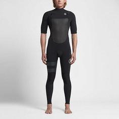 Мужской гидрокостюм с коротким рукавом Hurley Fusion 202 Fullsuit Nike