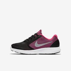 Беговые кроссовки для школьников Nike Revolution 3 (3.5Y–7Y)