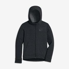 Худи для тренинга из флисовой ткани для мальчиков школьного возраста Nike Dry (XS–XL)