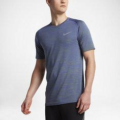 Мужская беговая футболка с коротким рукавом Nike Dry Knit