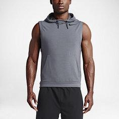 Мужская худи для тренинга без рукавов Nike Dry
