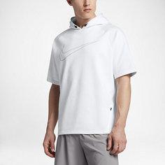 Мужская беговая худи с коротким рукавом Nike (City)