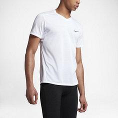 Мужская беговая футболка с коротким рукавом Nike Breathe