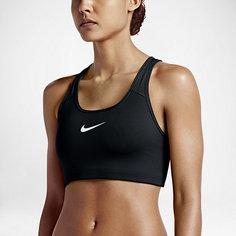Спортивное бра со средней поддержкой Nike Pro Classic Swoosh