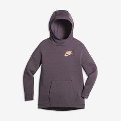 Худи для девочек школьного возраста Nike Sportswear Tech Fleece