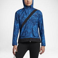Женская беговая куртка NikeLab Gyakusou Camo Leaf