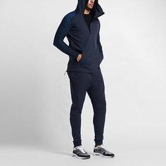 Мужская худи с половинной молнией Nike Sportswear Tech Fleece