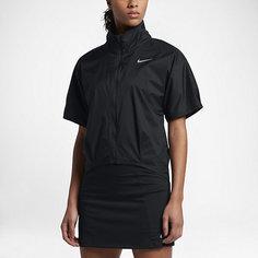 Женская куртка для гольфа с коротким рукавом Nike Transparent