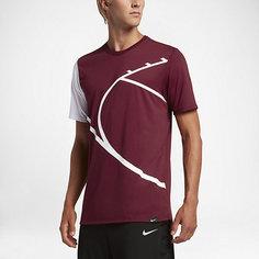 Мужская баскетбольная футболка Nike Court Graphic