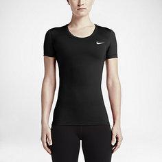 Женская футболка для тренинга с коротким рукавом Nike Pro